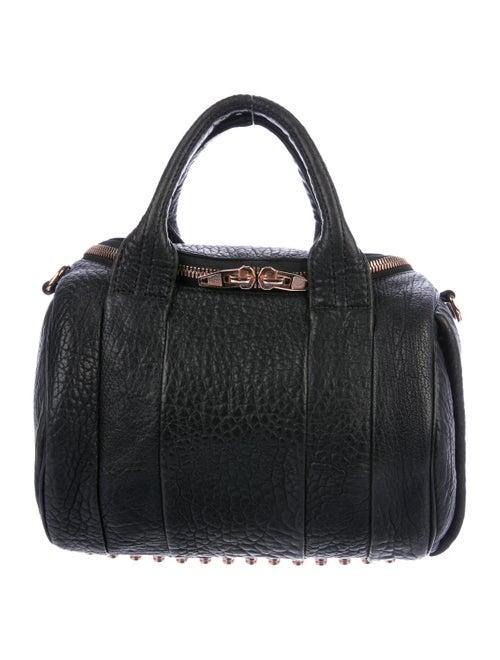 Alexander Wang Rockie Duffel Bag Black