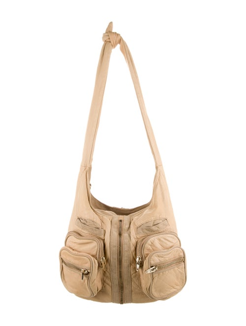 Alexander Wang Leather Shoulder Bag Rose
