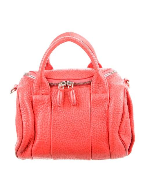 Alexander Wang Rockie Duffel Bag Orange
