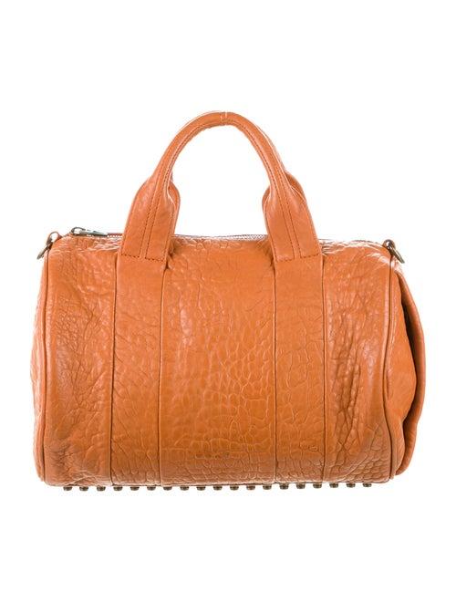 Alexander Wang Rocco Duffel Bag Orange
