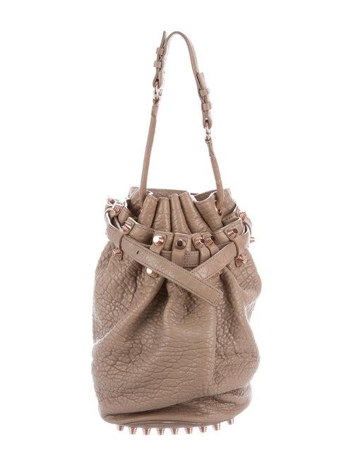Alexander Wang Diego Bucket Bag Rose
