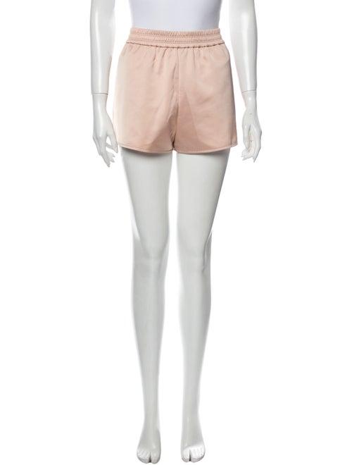 Alexander Wang Mini Shorts Pink