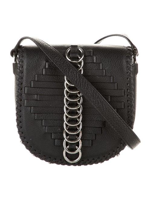 Alexander Wang Lia Messenger Bag Black