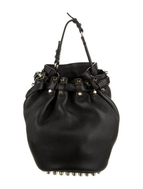 Alexander Wang Diego Bucket Bag Black
