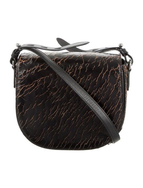 Alexander Wang Leather Sttudded Crossbody Bag Blac
