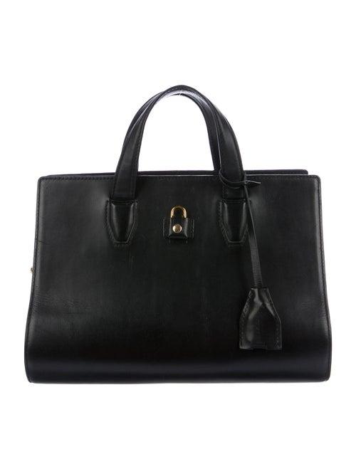 Alexander Wang Leather Satchel Black