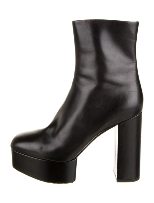 Alexander Wang Leather Boots Black