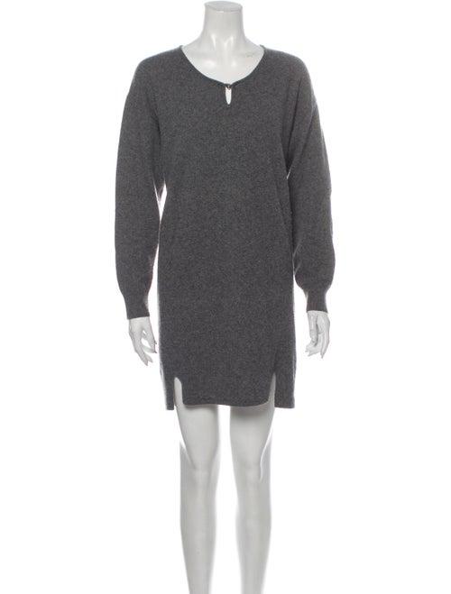 Alexander Wang Wool Mini Dress Wool