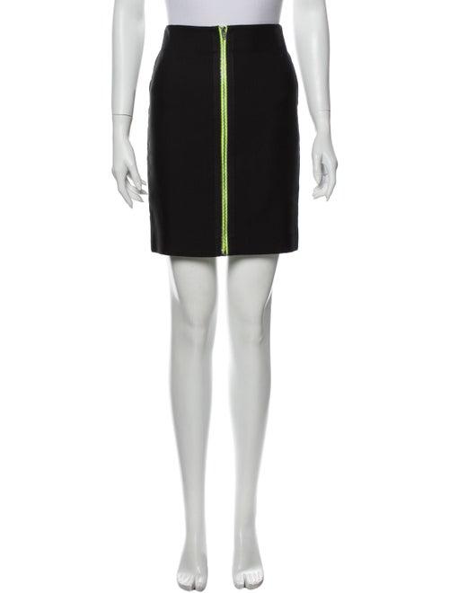 Alexander Wang Mini Skirt Black