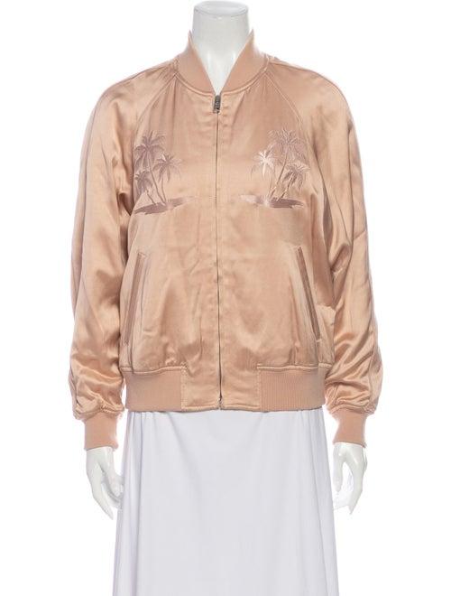 Alexander Wang Bomber Jacket Pink