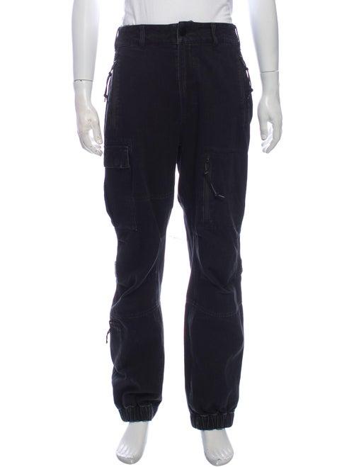 Alexander Wang Cargo Pants Black