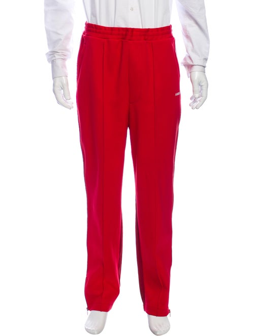 Ambush Striped Athletic Pants Red