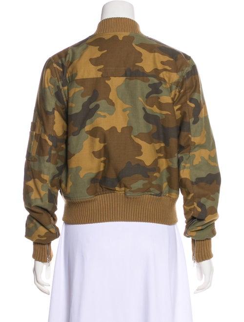 baded8216b235 Amiri Camo Bomber Jacket - Clothing - AMIRI20634   The RealReal