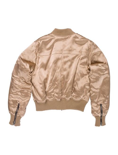 30d7d3ace Amiri Silk Bomber Jacket w/ Tags - Clothing - AMIRI20753   The RealReal