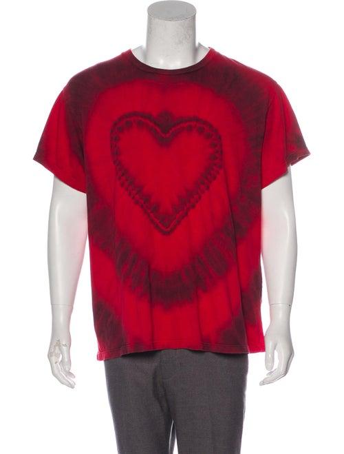 eb17c3f5 Amiri Tie-Dye Heart T-Shirt - Clothing - AMIRI21561   The RealReal