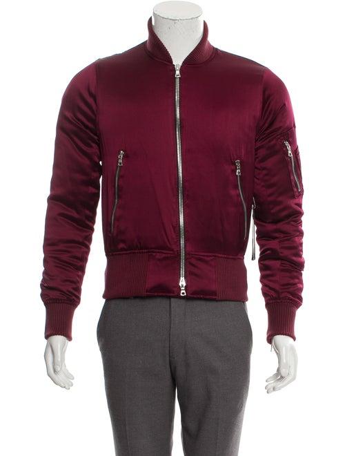 Amiri Silk Bomber Jacket w/ Tags