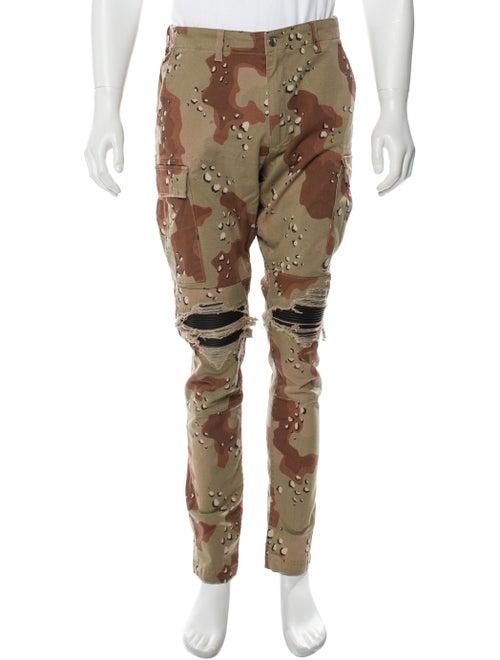 Amiri Camouflage Cargo Pants Cargo Pants w/ Tags B