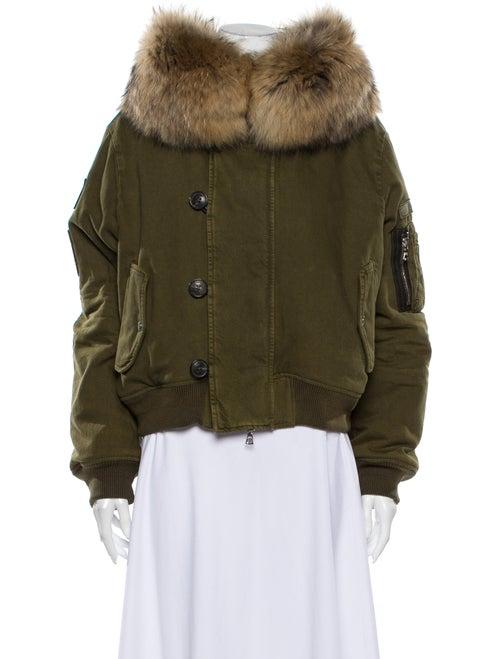 Amiri Bomber Jacket w/ Tags Green