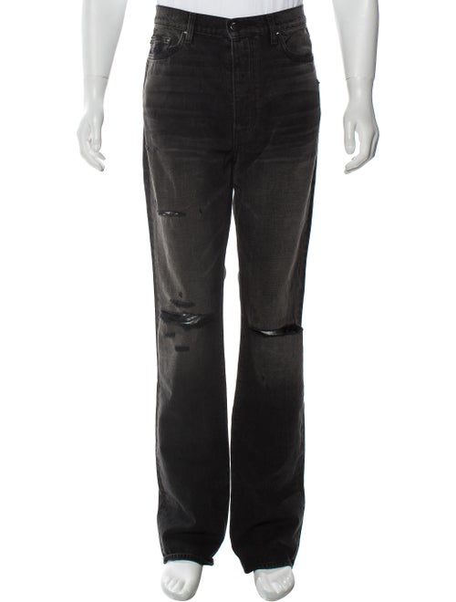 Amiri Thrasher Loose Relaxed Fit Jeans w/ Tags Bla