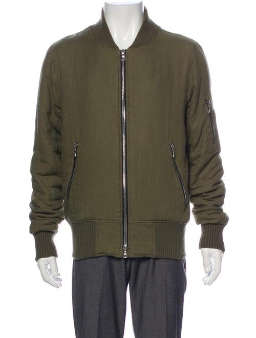 Amiri Bomber Jacket Green