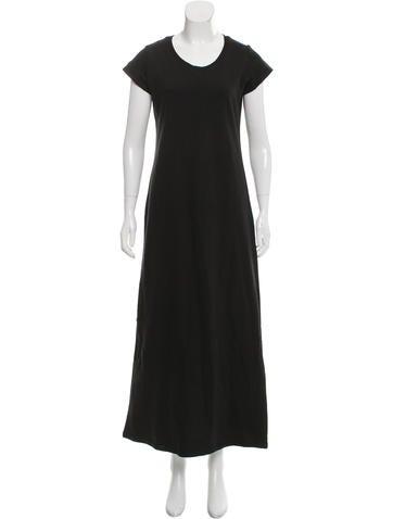 Anna Sui Knit Maxi Dress None