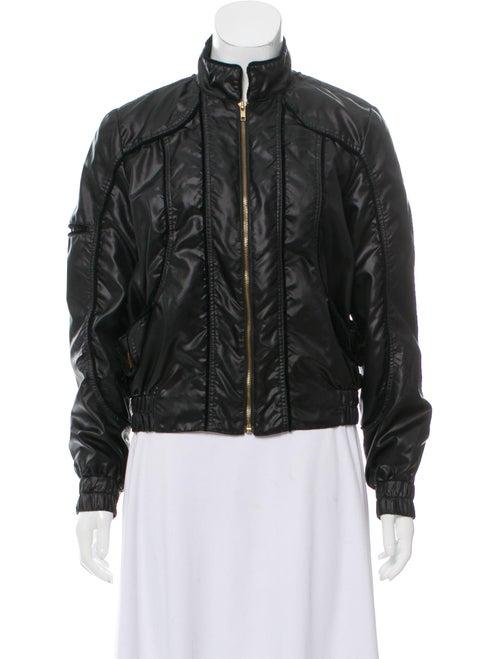 Anna Sui Bomber Jacket Black