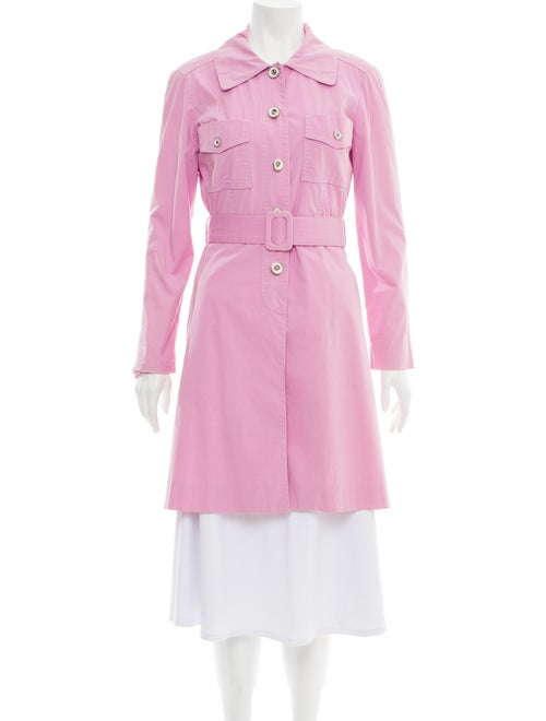 Anna Sui Utility Jacket Pink