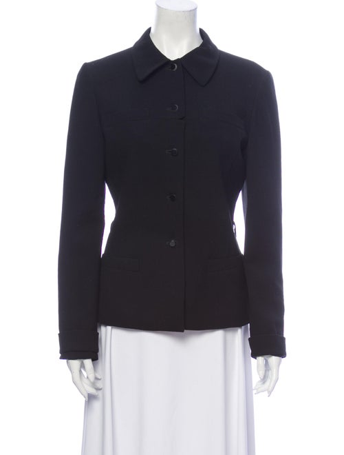 Anna Sui Evening Jacket Black