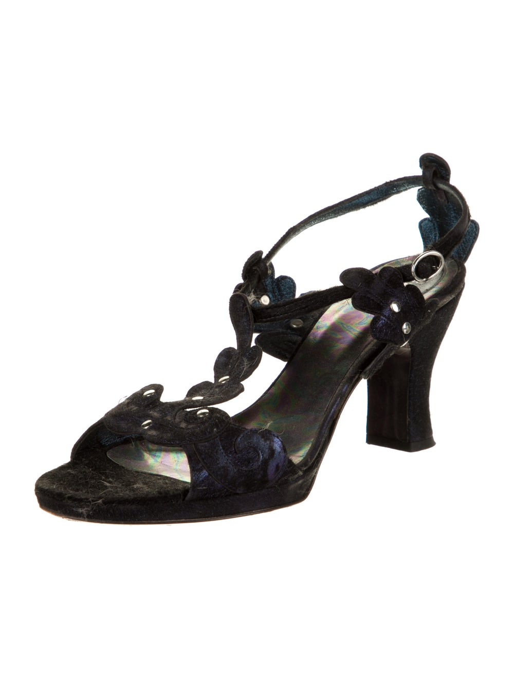Anna Sui Sandals Black - image 2