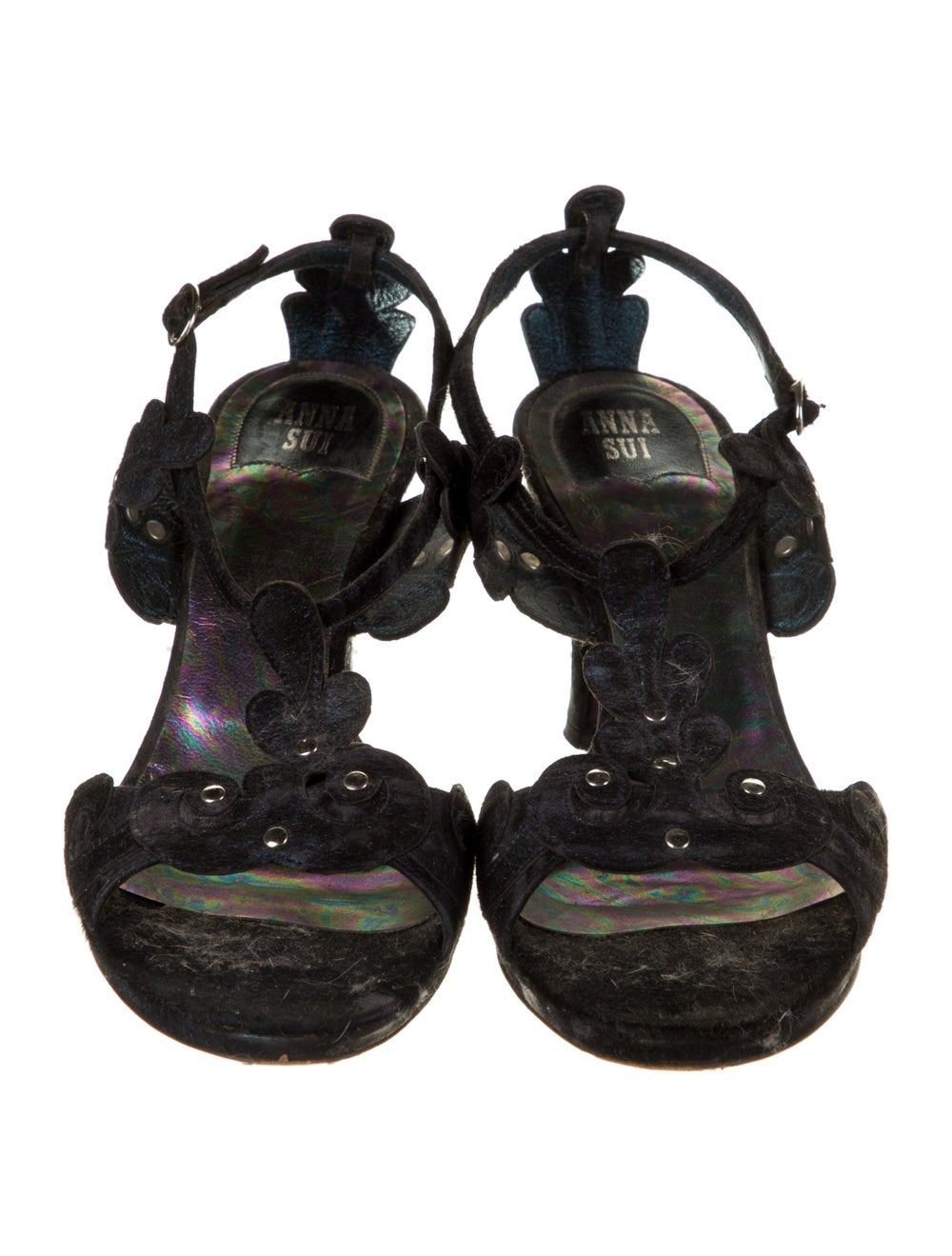 Anna Sui Sandals Black - image 3