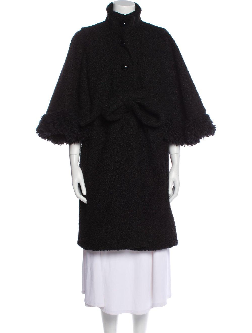 Anna Sui Coat Black - image 1