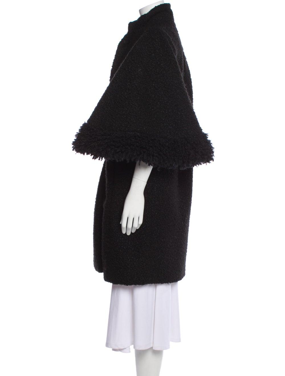 Anna Sui Coat Black - image 2