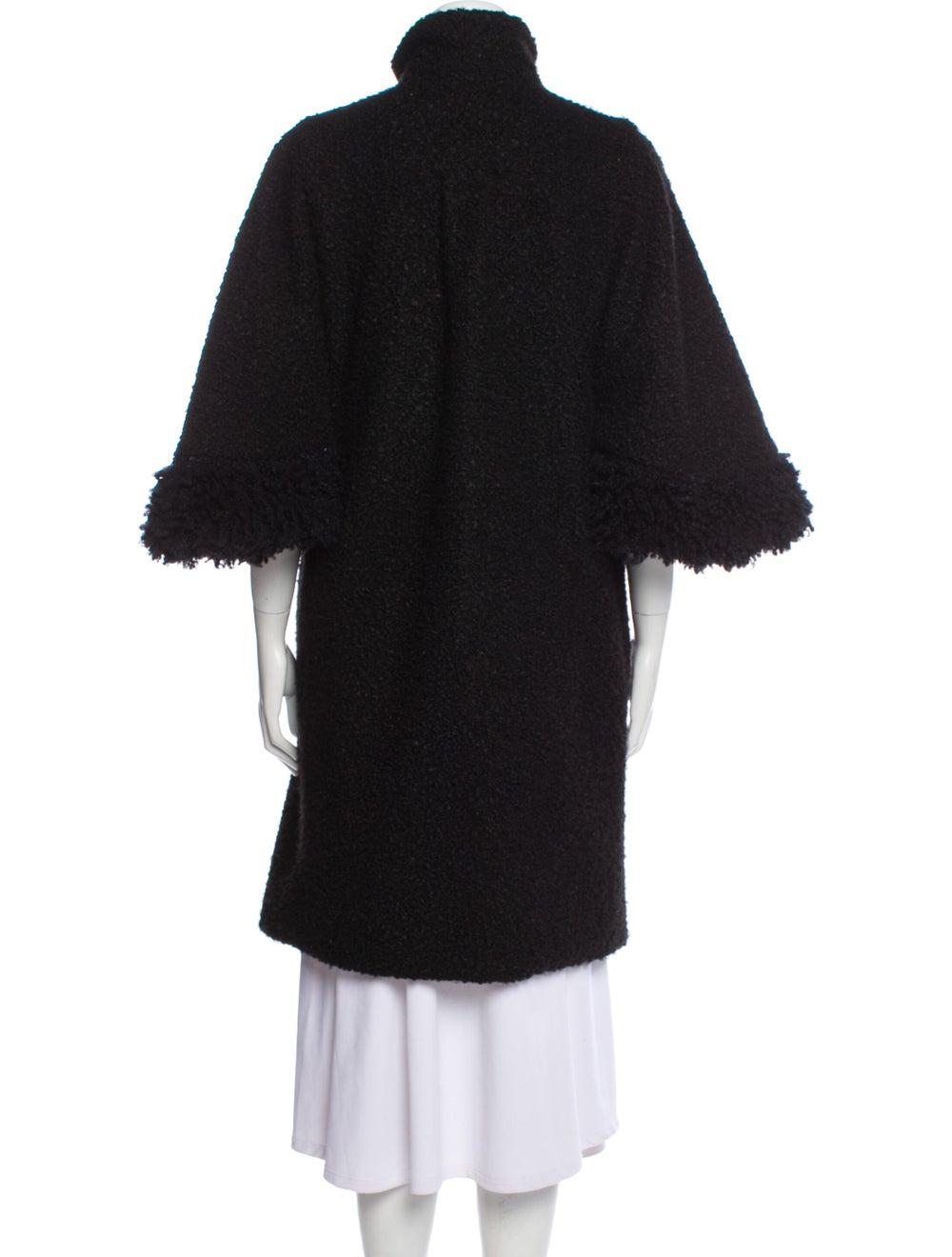 Anna Sui Coat Black - image 3