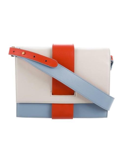 Andersson Bell Anges Colorblock Shoulder Bag Blue