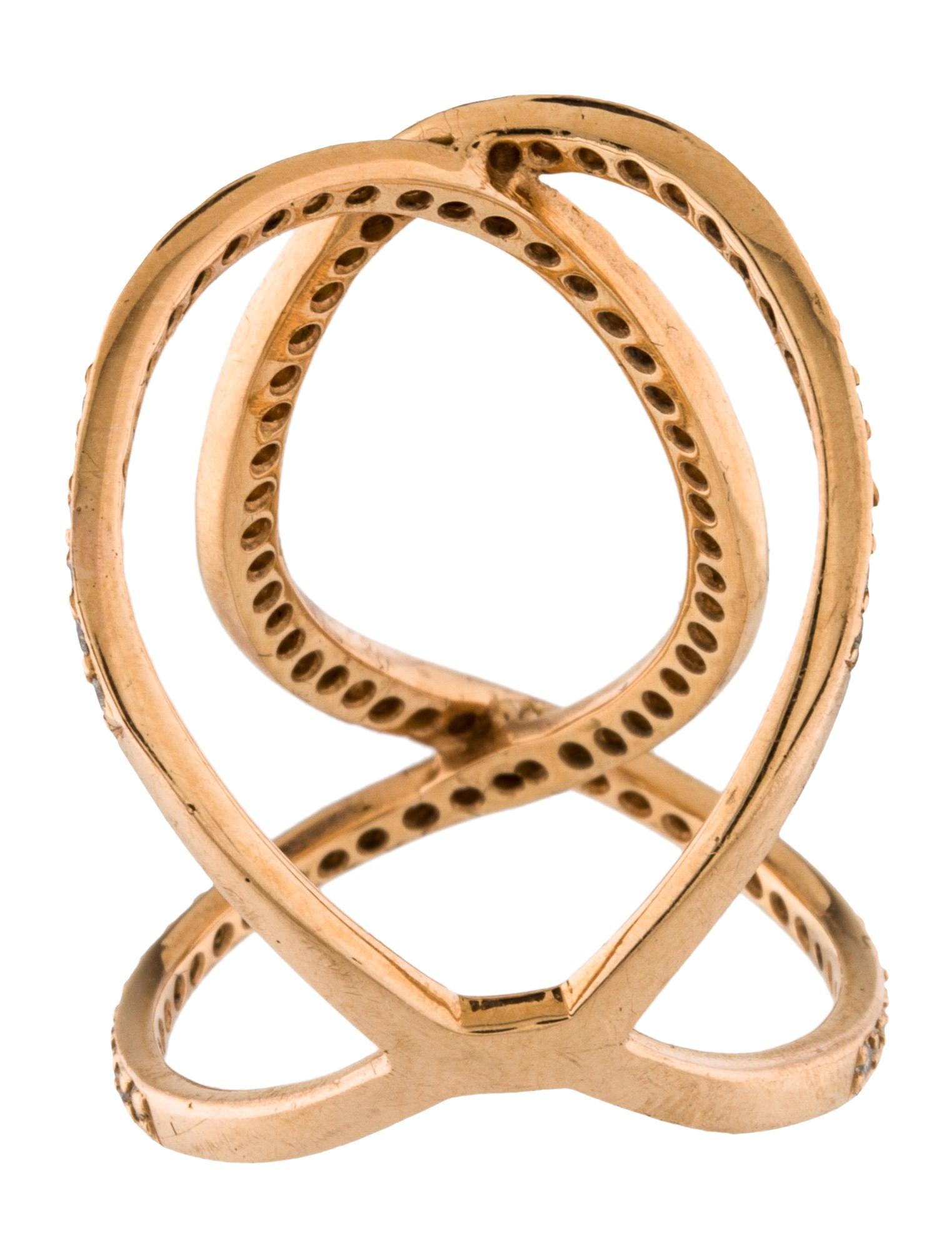 Anita ko diamond infinity ring rings ani20102 the for Infinity ring jewelry store