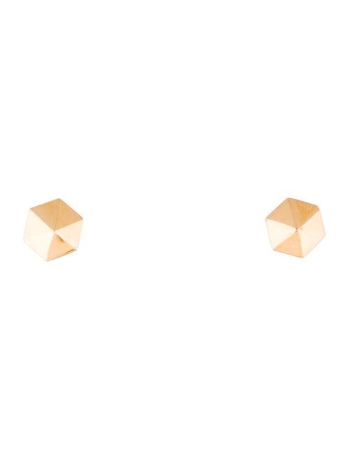 2c02145d6 Anita Ko 18K Six-Sided Spike Stud Earrings - Earrings - ANI20299 ...