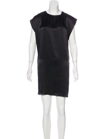 Ann Demeulemeester Sleeveless Oversize Dress None