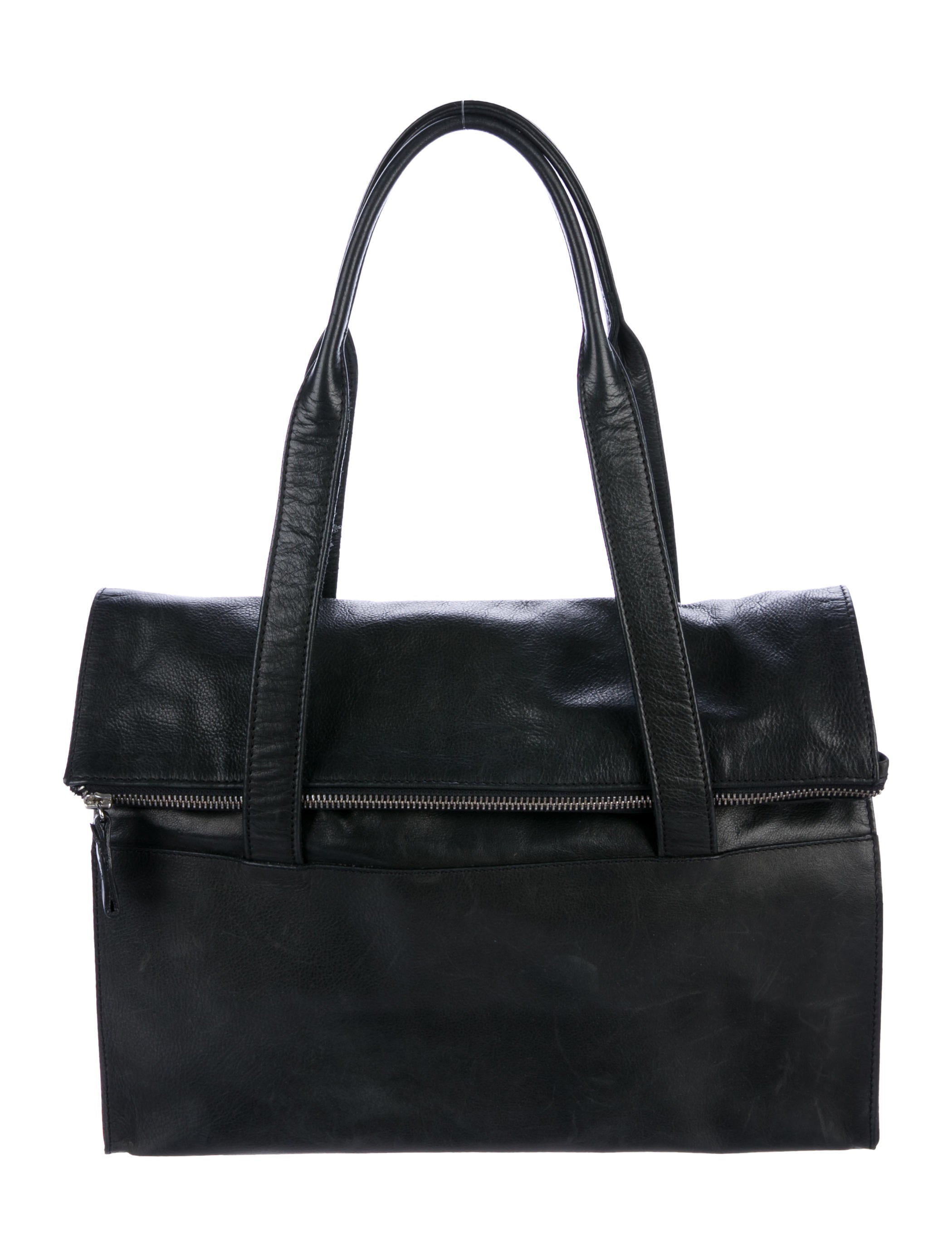 Ann Demeulemeester foldover shoulder bag Very Cheap Newest Cheap Online Free Shipping Footlocker Finishline Cheap Sale Latest Collections Buy Cheap Release Dates oE8yPQufmQ