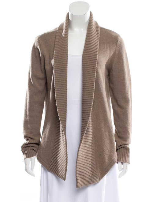 Ann Demeulemeester Wool Shawl Collar Cardigan wool
