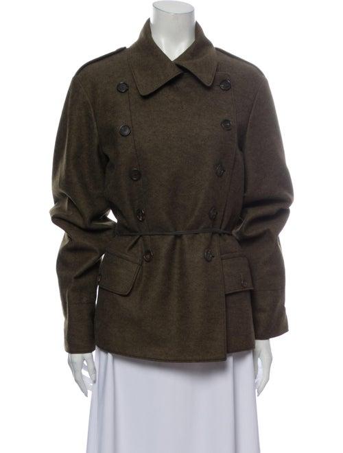 Ann Demeulemeester Wool Coat Wool