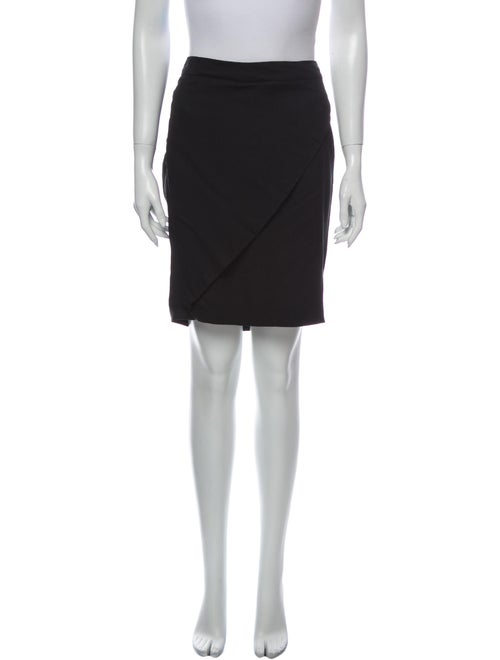 Ann Demeulemeester Knee-Length Skirt Black