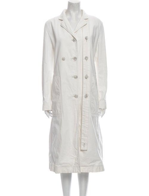 Annette Görtz Trench Coat White