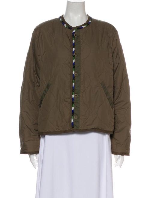 Antik Batik Jacket Green