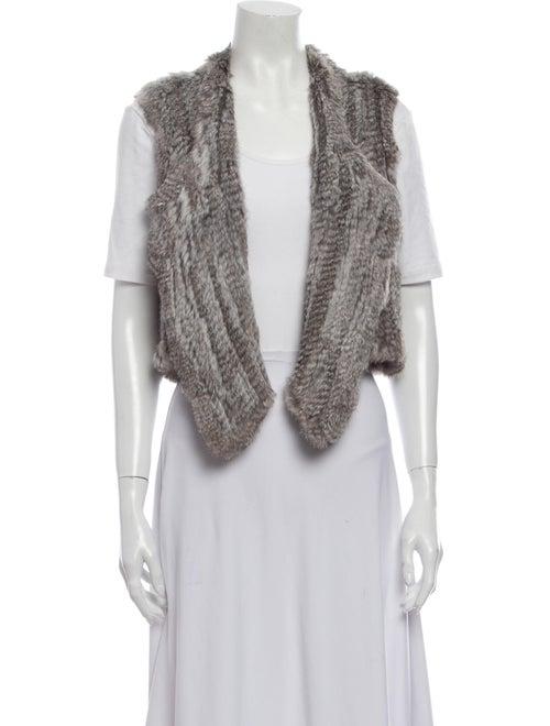 Antik Batik Vest Grey