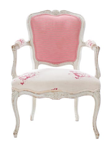 French Louis XV Chair