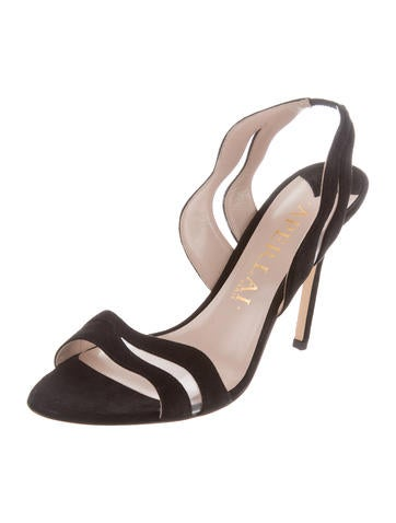 Aperlai Karung Slingback Sandals cheap sale low price cheap sale largest supplier discount largest supplier o6ueYO643