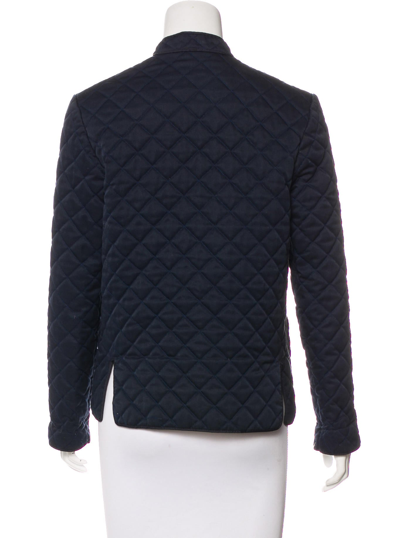 Find quilted sleeve leather jacket at ShopStyle. Shop the latest collection of quilted sleeve leather jacket from the most popular stores - all in one.