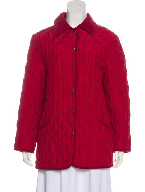 Aquascutum Button-Up Short Coat