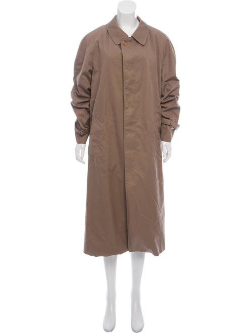 Aquascutum Lightweight Trench Coat Khaki