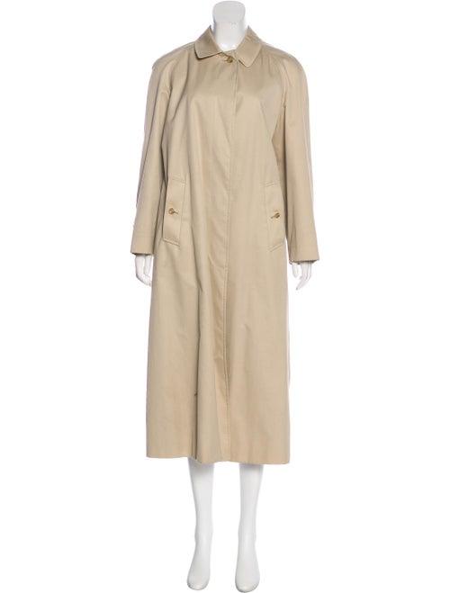 Aquascutum Collar Long Coat